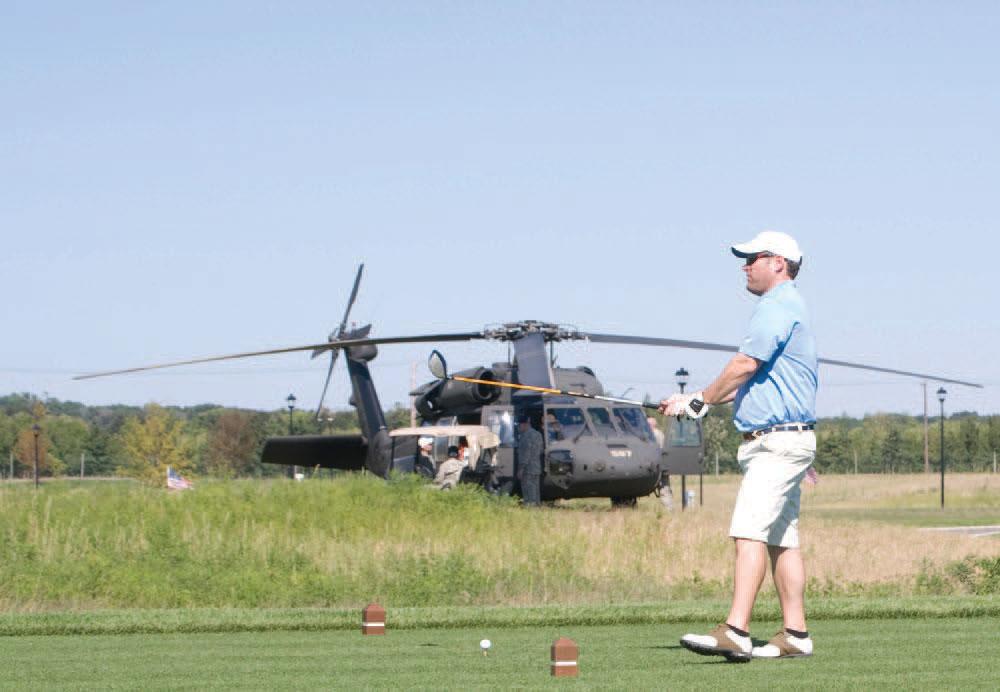 John V. Hines Foundation First Annual Memorial Golf Classic
