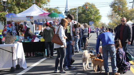 2019 Moriches Chamber Fall Street Fair - 16