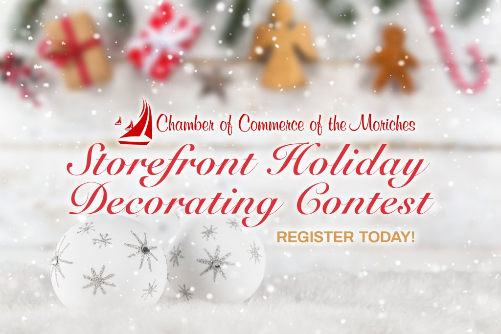 Storefront Holiday Decorating Contest