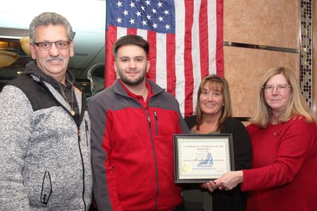 Francesco Iorio - December Student of the Month