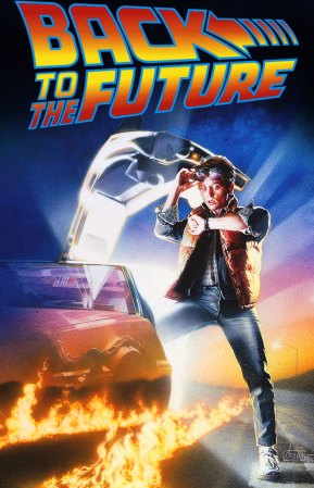 Parking Lot Movie Night: Back to the Future @ St. John the Evangelist Parking Lot | Center Moriches | New York | United States
