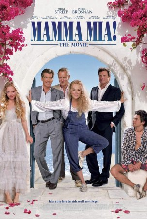 Parking Lot Movie Night: Mamma Mia! @ St. John the Evangelist Parking Lot | Center Moriches | New York | United States