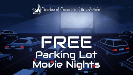 Free Parking Lot Movie Nights
