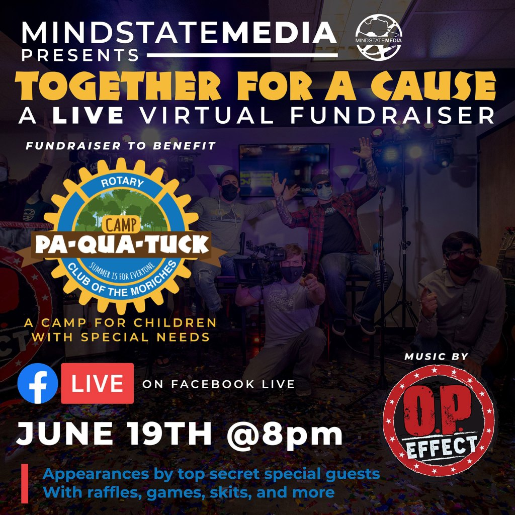 together for a cause