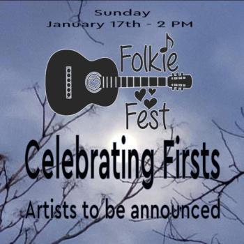 Folkie Fest Jan 2021 show