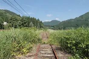 エボルタ 線路