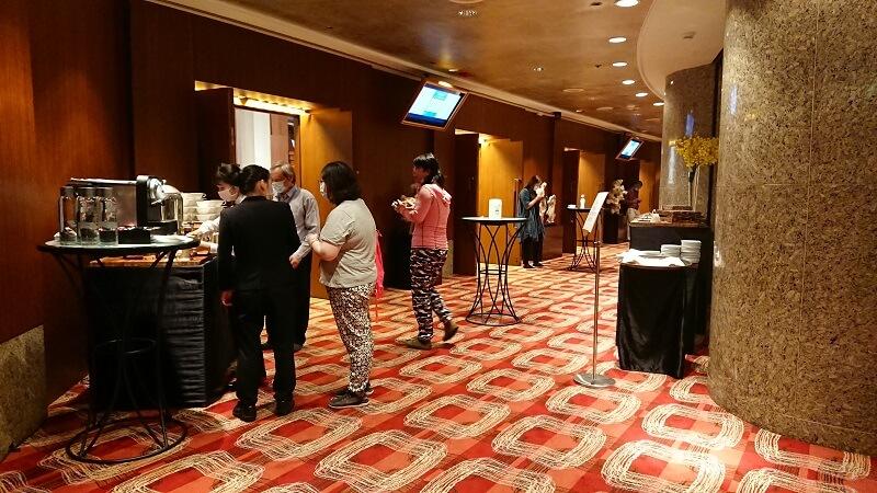 網域名稱爭議處理-20週年研討會-香格里拉宴會廳-茶咖啡
