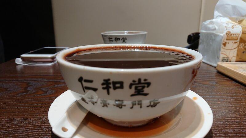 台灣仁和堂龜苓膏