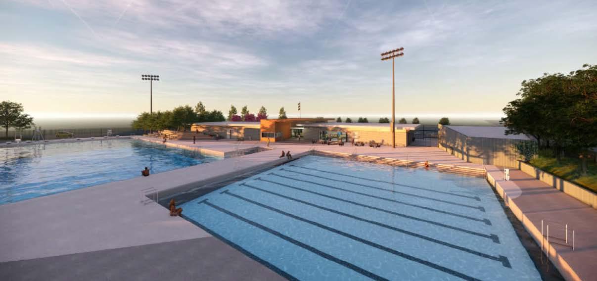 Whittier Aquatics Center