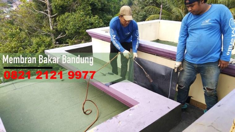 Kami  jasa waterproofing membran bakar waterproofing di Daerah  Sukajaya,Bandung Barat - WA : 082121219977  }