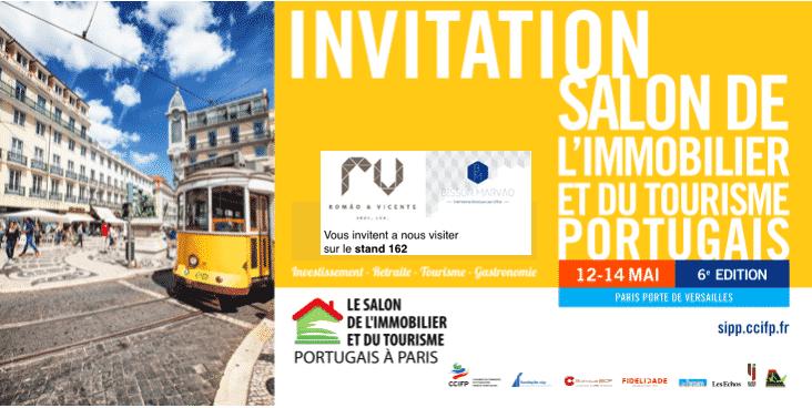 salon de limmobilier et du Tourisme portugais  Paris  Morillon Avocats