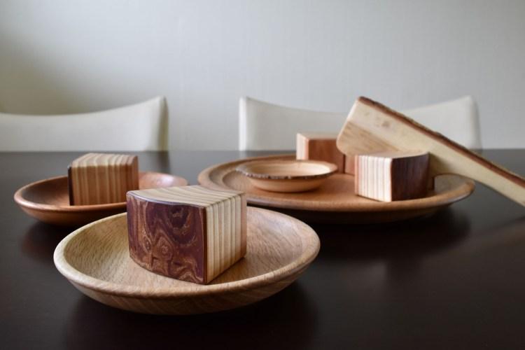 鈴木 尚子/庭の樹クラフト