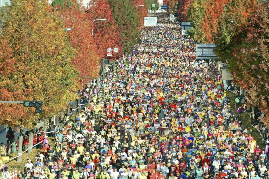 2012 大阪マラソン