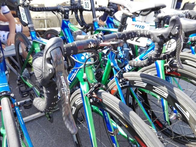 【プロバイク機材レポート】2017年ツアー・オブ・ジャパンVol.3 キナンサイクリングチーム ハンドル