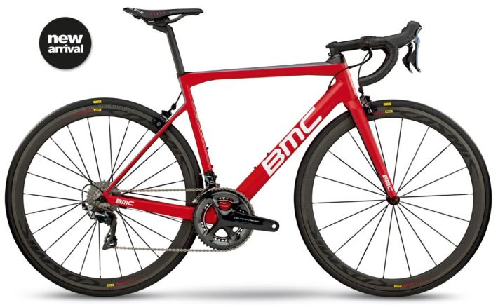 2018 bmc teammachine SLR