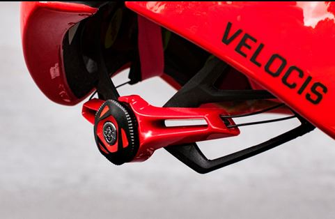 BOAダイヤル ボントレガー2018新型「VELOCIS」。冷却性、安全性を極めしエアロヘルメット。