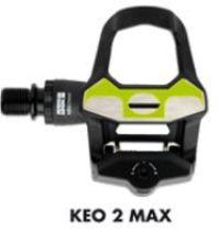 クリートが設置するステンレスプレートが拡大 LOOK KEO 2 MAXペダルが8年ぶりにモデルチェンジ。パワー伝達性と滑らかさが向上。