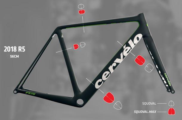 【2018年モデル】CERVELO『R5』。サーベロが考えるロードバイクの理想形。 スクオーバルマックス