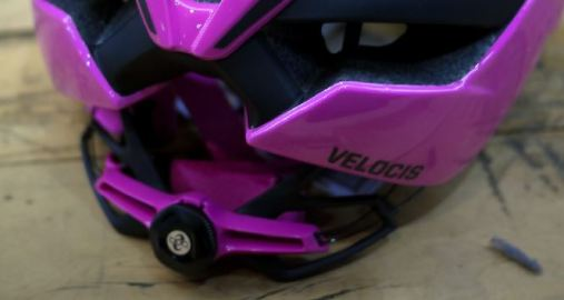 ボントレガー2018新型「VELOCIS」。冷却性、安全性を極めしエアロヘルメット。 クーリング性能 ベンチレーション 後頭部