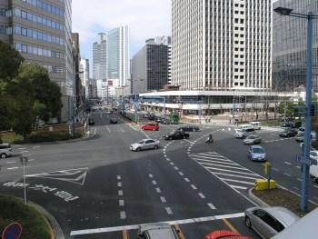 東京-大阪間550kmをロードバイクで走るキャノンボール完全マニュアル! 梅田新道