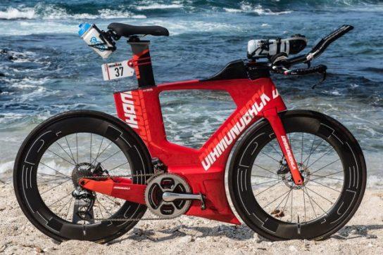 「Diamondback Andean」 空力学的凸凹の付いた革新的エアロロードバイク『Diamondback IO』 トライアスロンバイク