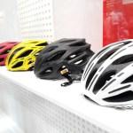 OGK Kabuto史上最軽量ヘルメット『FLAIR』実物インプレッション!
