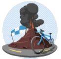 ZWIFT(ズイフト)】全アチーブメント・バッジ獲得方法一覧 ホットヘッド