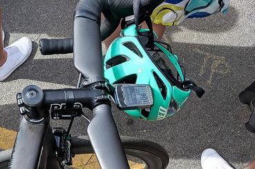 スペシャライズド2018新型『EVADE』。エアロ効果を押し進めたヘルメット。頭頂部 イヴェード アジャスター
