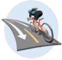 【ZWIFT(ズイフト)】全アチーブメント・バッジ獲得方法一覧 風の中へ