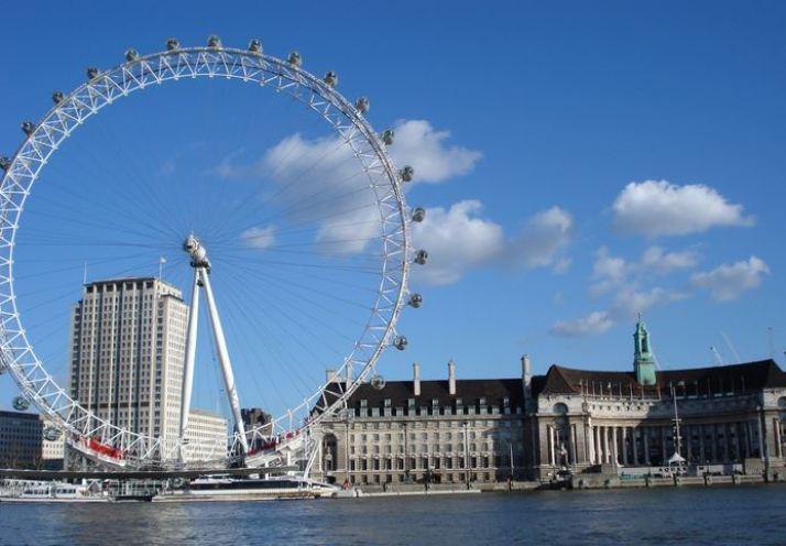 ZWIFT ズイフト ロンドン ロンドン・アイ 観覧車