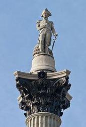 ZWIFT ズイフト ロンドン ネルソン記念柱