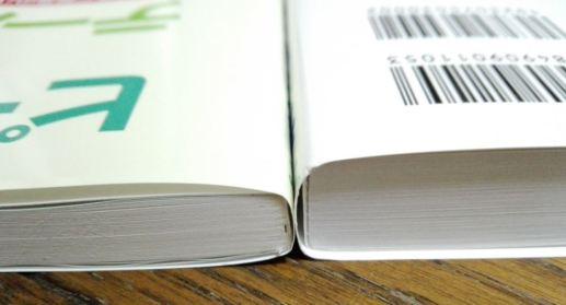 超良書『ピーキングのためのテーパリング』著:河森直紀を読んだ感想 サイズ感