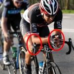最速かつ楽に走れる「手」と「肘」のエアロポジションとは?