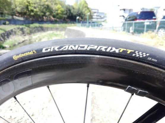 【使用機材】伊吹山ヒルクライムで準優勝できた『Cervelo S5』7.1kg タイヤ grandprix tt