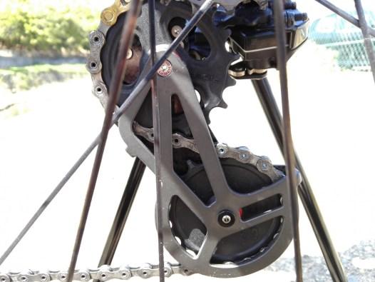 【使用機材】伊吹山ヒルクライムで準優勝できた『Cervelo S5』7.1kg インプレ 軽量化 ridea ビッグプーリー 88
