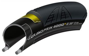 4000sより15%転がり抵抗が低いコンチネンタル『GP4000s RS』登場。 タイヤ