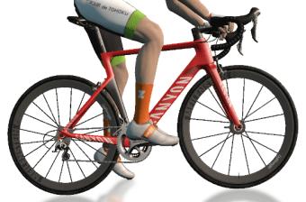 ZWIFT(ズイフト) 全18種のバイクフレーム入手方法&速さランキング Canyon『Aeroad』