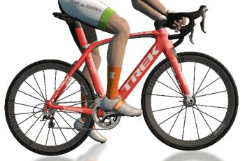ZWIFT(ズイフト) 全18種のバイクフレーム入手方法&速さランキング TREK『Madone』