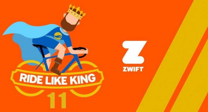 zwift ズイフト イベント RIDE LIKE KING 11 2019