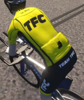 ZWIFT(ズイフト) 全ジャージ入手方法、プロモコード一覧 Team TFC Kit