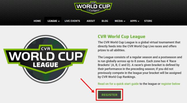 CVR World Cup Los Angeles zwift ズイフト