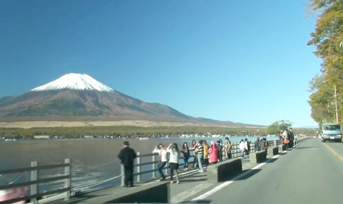 山中湖畔 ルートラボを引いて徹底分析!東京五輪ロードレースコースガイド。