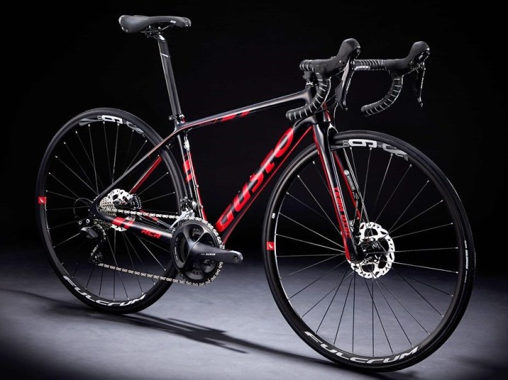 新たな虎の襲来!GUSTO(グスト)『RCR Team Limited DISC』2020年モデル RCR Team Sport Disc(TS DB)