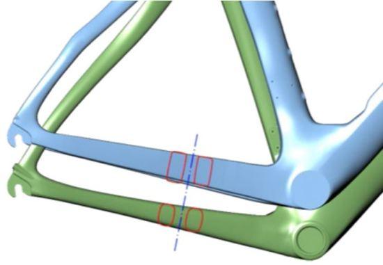 ピナレロ『DOGMA(ドグマ) F12』-7.3%エアロ×伝統的曲線デザインの融合体