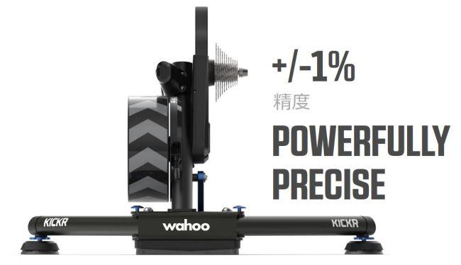 Wahoo Kickr V5爆誕でいよいよ立つ瀬がないTacx NEO ±1%