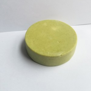 moringa soap round bar