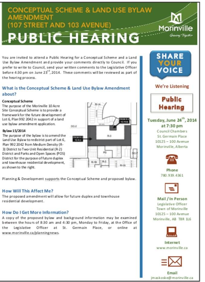 public hearing 3