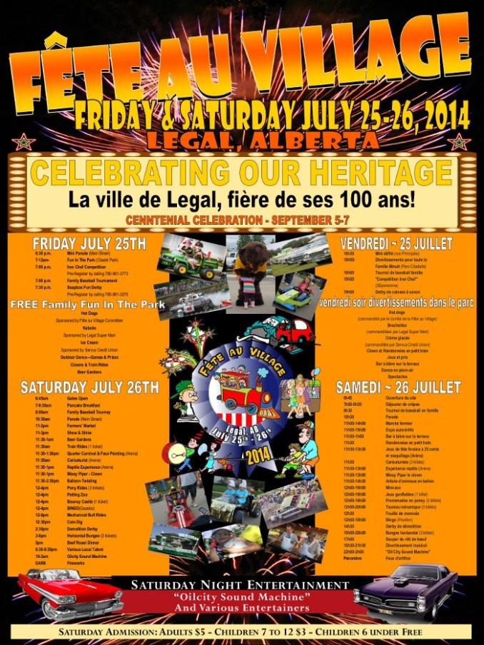 2014 Fete Poster