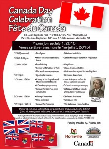Canada Day Poster - 2015