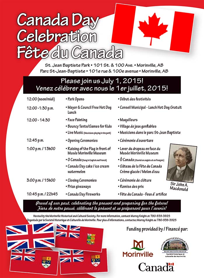 Canada Day Poster – 2015